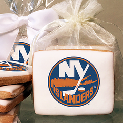 NHL New York Islanders Photo Cookies