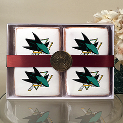 NHL San Jose Sharks Cookie Gift Box