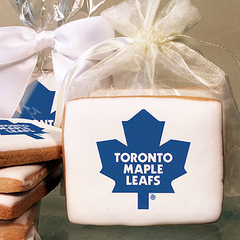 NHL Toronto Maple Leafs Photo Cookies