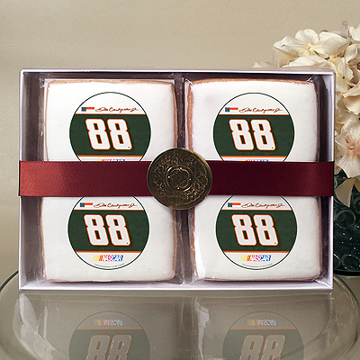 NASCAR Dale Earnhardt Jr. #88 Cookie Gift Box