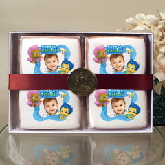 BUBBLE GUPPIES GIL, MOLLY & BUBBLE PUP Cookie Gift Box