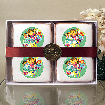 Dora the Explorer Time for Aventura  Cookie Gift Box