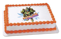 Teenage Mutant Ninja Turtles, Ninjas in Training Photo Cake