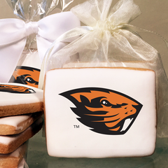 Oregon State University Collegiate  Photo Cookies