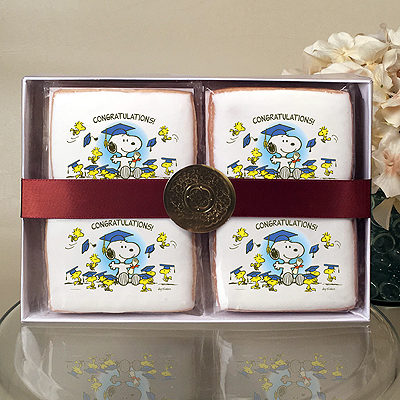 Peanuts Congratulations! Cookie Gift Box