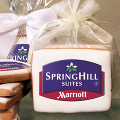 Springhill Suites Logo Cookies