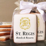 St Regis Hotels & Resorts Logo Cookies