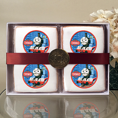 Thomas the Tank Engine Cookie Gift Box