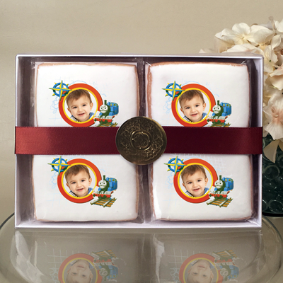 THOMAS THOMAS AND COMPASS Cookie Gift Box