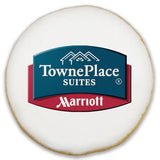 Towneplace Suites Logo Cookies