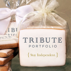 Tribute Portfolio Logo Cookies