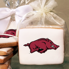University of Arkansas Photo Cookies