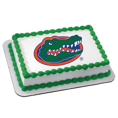 University of Florida Photo Cake