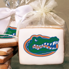 University of Florida Photo Cookies