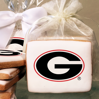 University of Georgia Photo Cookies
