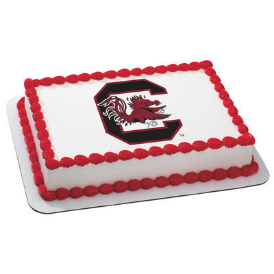 University of South Carolina Collegiate  Photo Cake