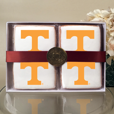 University of Tennessee Collegiate  Cookie Gift Box