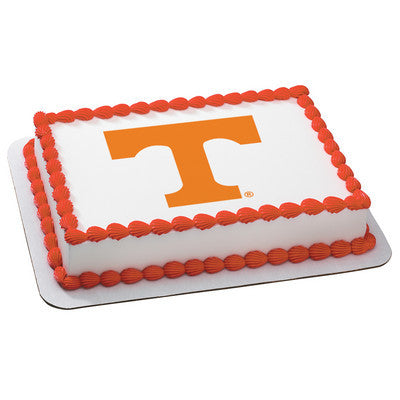 University of Tennessee Collegiate  Photo Cake