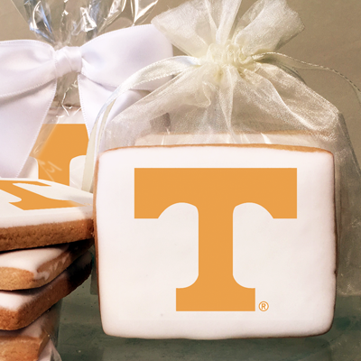 University of Tennessee Collegiate  Photo Cookies