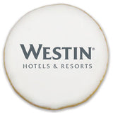 Westin Hotel & Resorts Logo Cookies