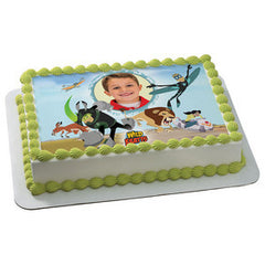 Wild Kratts - Creature Powers Photo Cake