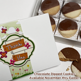 Thank You Gourmet Shortbread Cookie Gift Box