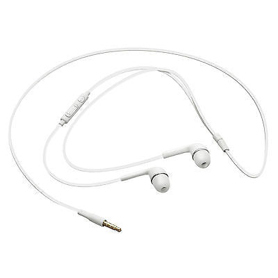 New In-Ear Earphone Headset with Mic For Samsung Galaxy S2, S3, S4, Note - 2.5MM