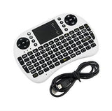 UKB-500-RF 2.4GHz Mini Wireless Keyboard Mouse Combo for google TV - remote