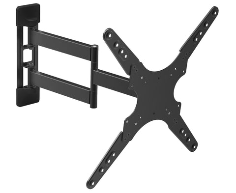"Adjustable Universal Full motion Wall Mount for Small (26"" -47"") LED, LCD TV - With Tilt and Swivel"