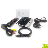 CS918 Quad Core Android TV Box - google tv - IPTV Box with KODI - internet media streaming box