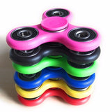 Classic Fidget Spinner - Multiple Colors - Tri-spinner