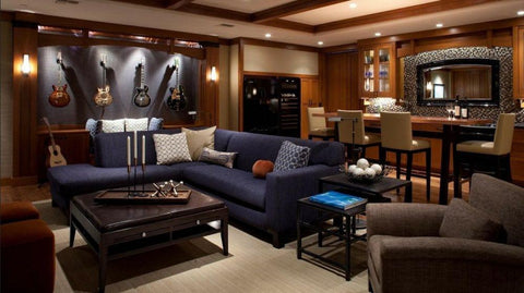 Top Tips For Creating A Jaw Dropping Man Cave Man Cave Ideas