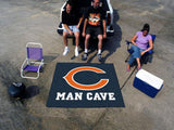 NFL Team Man Cave Rugs (60 x 72 inches) - Man Cave Ideas  - 2