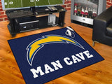 NFL Team Man Cave Rugs (34 x 45 inches) - Man Cave Ideas  - 5