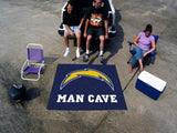 NFL Team Man Cave Rugs (60 x 72 inches) - Man Cave Ideas  - 5