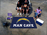 NFL Team Man Cave Rugs (60 x 96 inches) - Man Cave Ideas  - 5