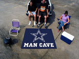 NFL Team Man Cave Rugs (60 x 72 inches) - Man Cave Ideas  - 3