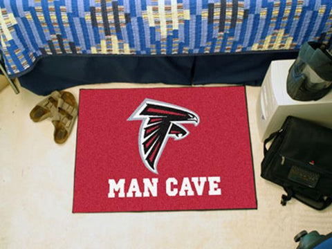 NFL Team Man Cave Rugs (19 x 30 inches) - Man Cave Ideas  - 1
