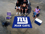 NFL Team Man Cave Rugs (60 x 72 inches) - Man Cave Ideas  - 6