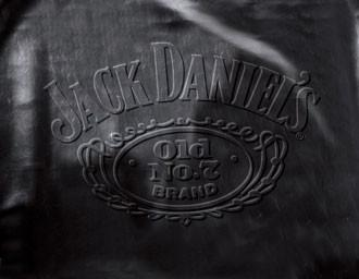 Jack Daniel's® Leatherette Pool Table Cover