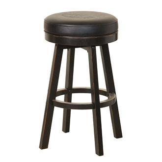 Jack Daniel's® Wood Bar Stool