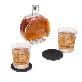 Jack Daniel's® Old No. 7 Decanter Set