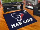 NFL Team Man Cave Rugs (34 x 45 inches) - Man Cave Ideas  - 4