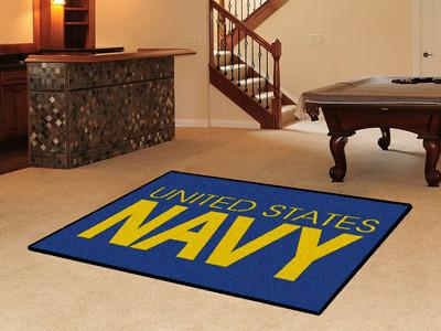 U.S. Military Service Rugs 5 x 8 (90 x 60 inches) - Man Cave Ideas  - 2