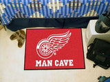 NHL Team Man Cave Rugs (19 x 30 inches) - Man Cave Ideas  - 3