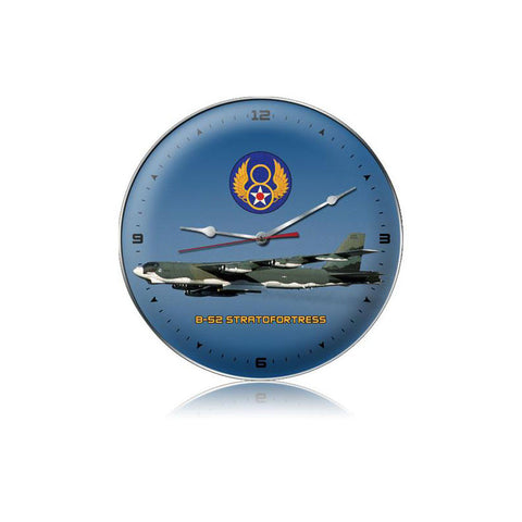 B-52 Stratofortress Clock - Man Cave Ideas