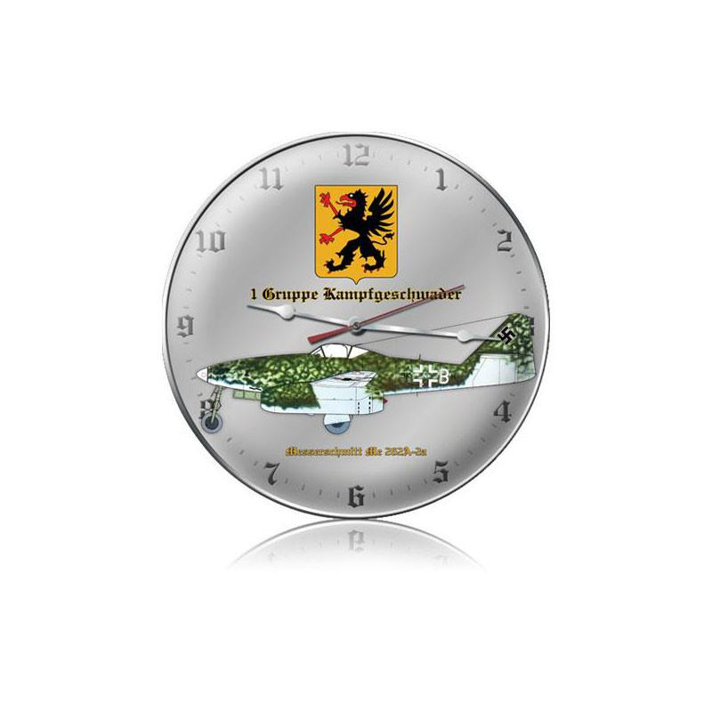 Messerschmitt 262-A Clock - Man Cave Ideas