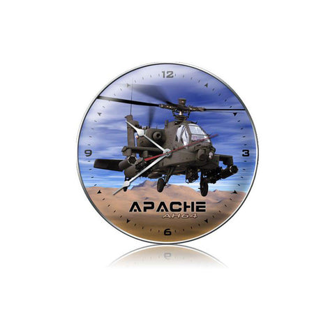 AH-64 Apache Clock - Man Cave Ideas