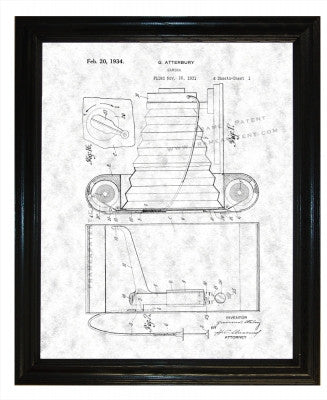 Blueprint prints man cave ideas camera patent wall covering man cave ideas 1 malvernweather Images