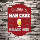 Personalized Classic Tavern Bar Signs - Man Cave Ideas  - 3
